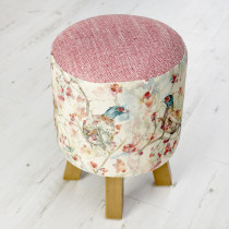 Voyage Maison Monty Footstool - Blackberry Row