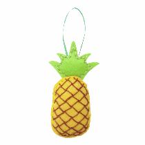 Felt Decoration Kit - Pineapple