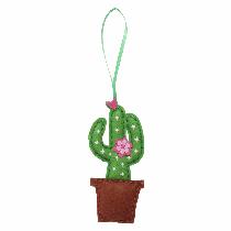 Felt Decoration Kit - Cactus