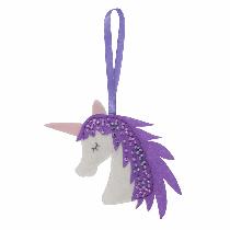 Felt Decoration Kit - Unicorn