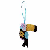 Felt Decoration Kit - Toucan