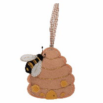 Felt Decoration Kit - Bee Hive