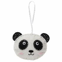 Felt Decoration Kit - Panda