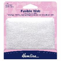 Fusible Web: 50cm x 58cm