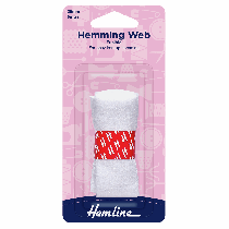 Hemming Web: Fusible - 25mm x 5m
