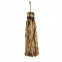 Florentine Cushion Tassel - Bronze