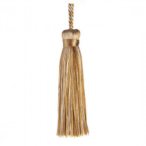 Florentine Cushion Tassel - Gold