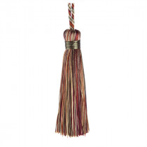 Florentine Cushion Tassel - Jewel