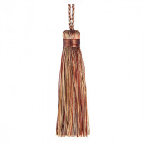 Florentine Cushion Tassel - Terracotta