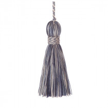 Belezza Key Tassel - Denim