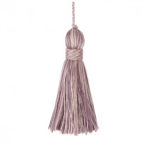 Belezza Key Tassel - Heather