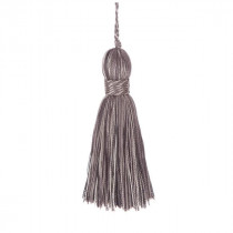 Belezza Key Tassel - Platinum