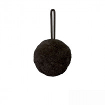 Hygge Cushion Tassel - Black