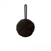Hygge Cushion Tassel - Black