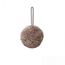 Hygge Cushion Tassel - Mink