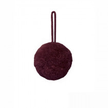 Hygge Cushion Tassel - Raisin
