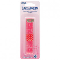 Deluxe Metric & Imperial Tape Measure - 150cm