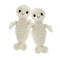 HOOOKED: Seals Paco And Pingo Crochet Kit