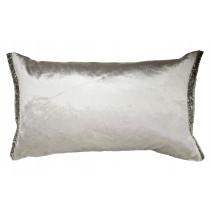 Jayza Oyster 30cm x 50cm Cushion