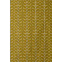 Orla Kiely Linear Stem Fabric - Dandelion