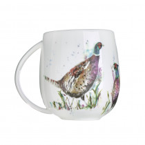 Voyage Dashing Pheasants Mug