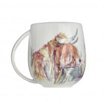 Voyage Highland Cow Mug