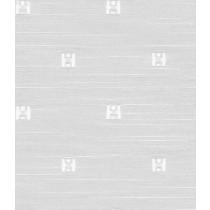 Belfield Mirage Fabric - Taupe. White
