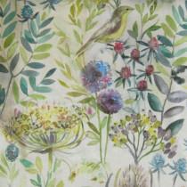 Voyage Morning Chorus Fabric - Linen