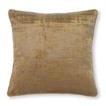 Clarke And Clarke Naples 43 x 43cm Cushion - Gold