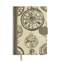 Voyage Maison Pocket Watch Notebook