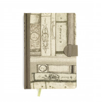 Voyage Maison Library Books Notebook