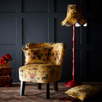 Oasis Leighton Ochre Monika Chair