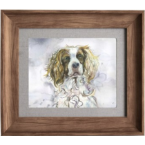 Voyage Maison Henry Framed Artwork - Honey