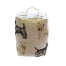 Voyage Maison Scottie and Westie Door Stop