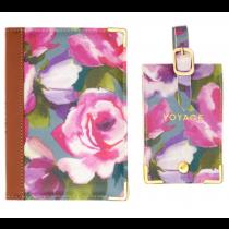 Voyage Maison Passport Cover & Luggage Tag Set - Martha