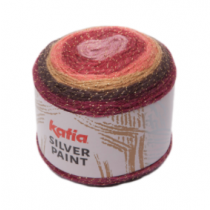 Katia Silver Paint Yarn - Colour 102