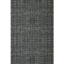 Orla Kiely Scribble Fabric - Gun Metal