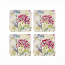 Voyage Maison Set of 4 Hedgerow Coasters