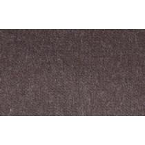 Ian Mankin Velvet Fabric - Stone