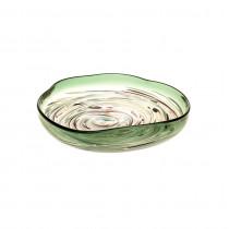 Voyage Maison Athena Medium Plate - Emerald